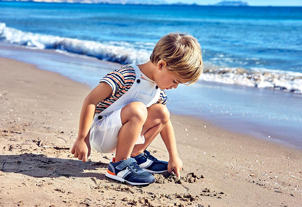 Foto de campaña Kids verano 2021